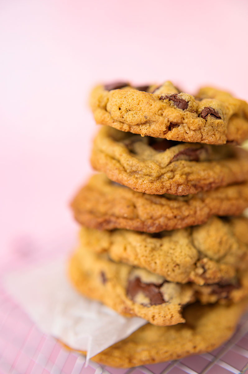 Best Chewy Brown Butter Chocolate Chip Cookies