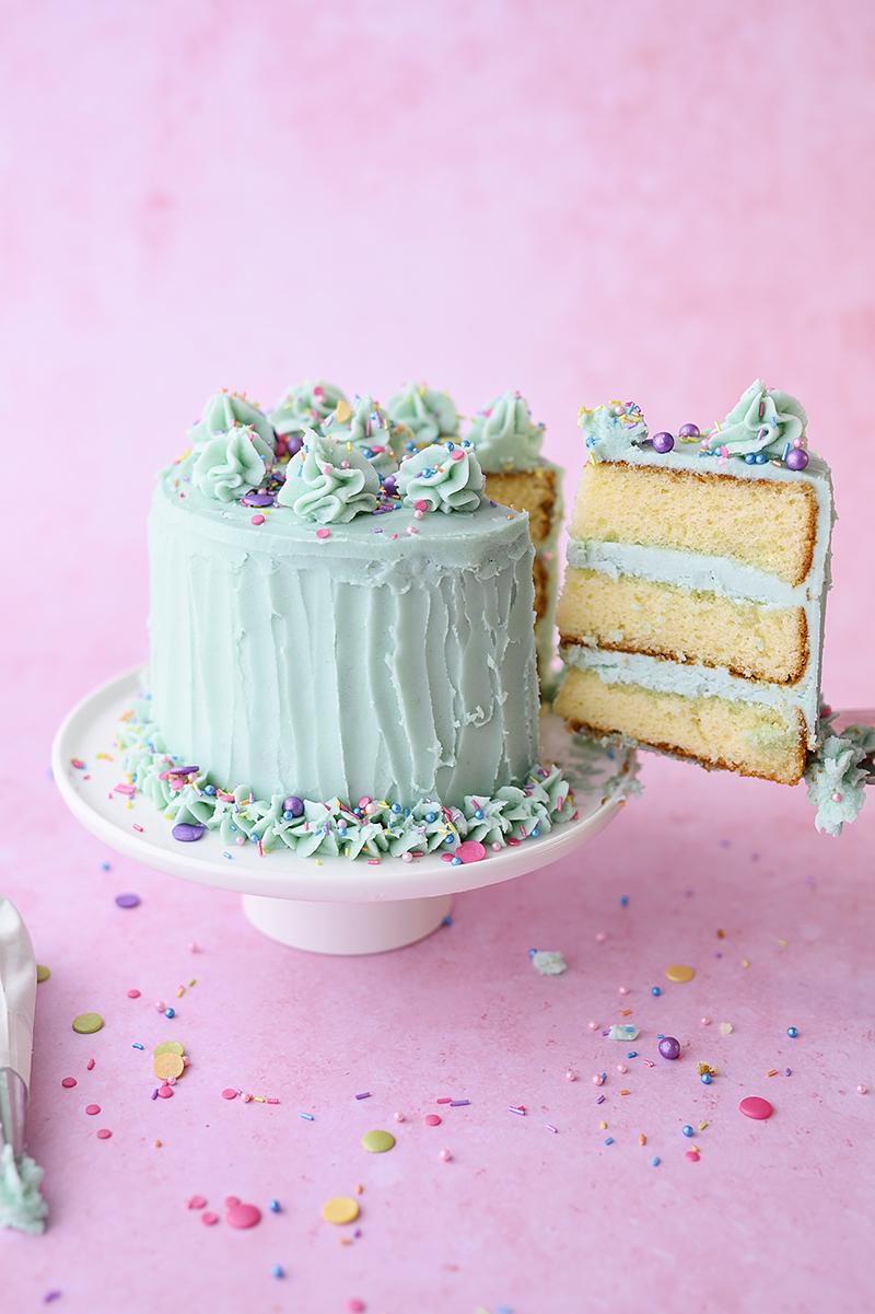Best Vanilla Cake Mix Recipe