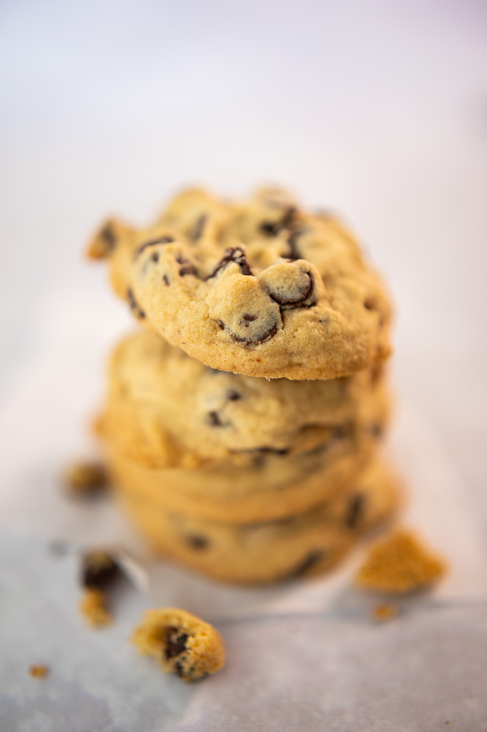 Vintage Chocolate Chip Cookies