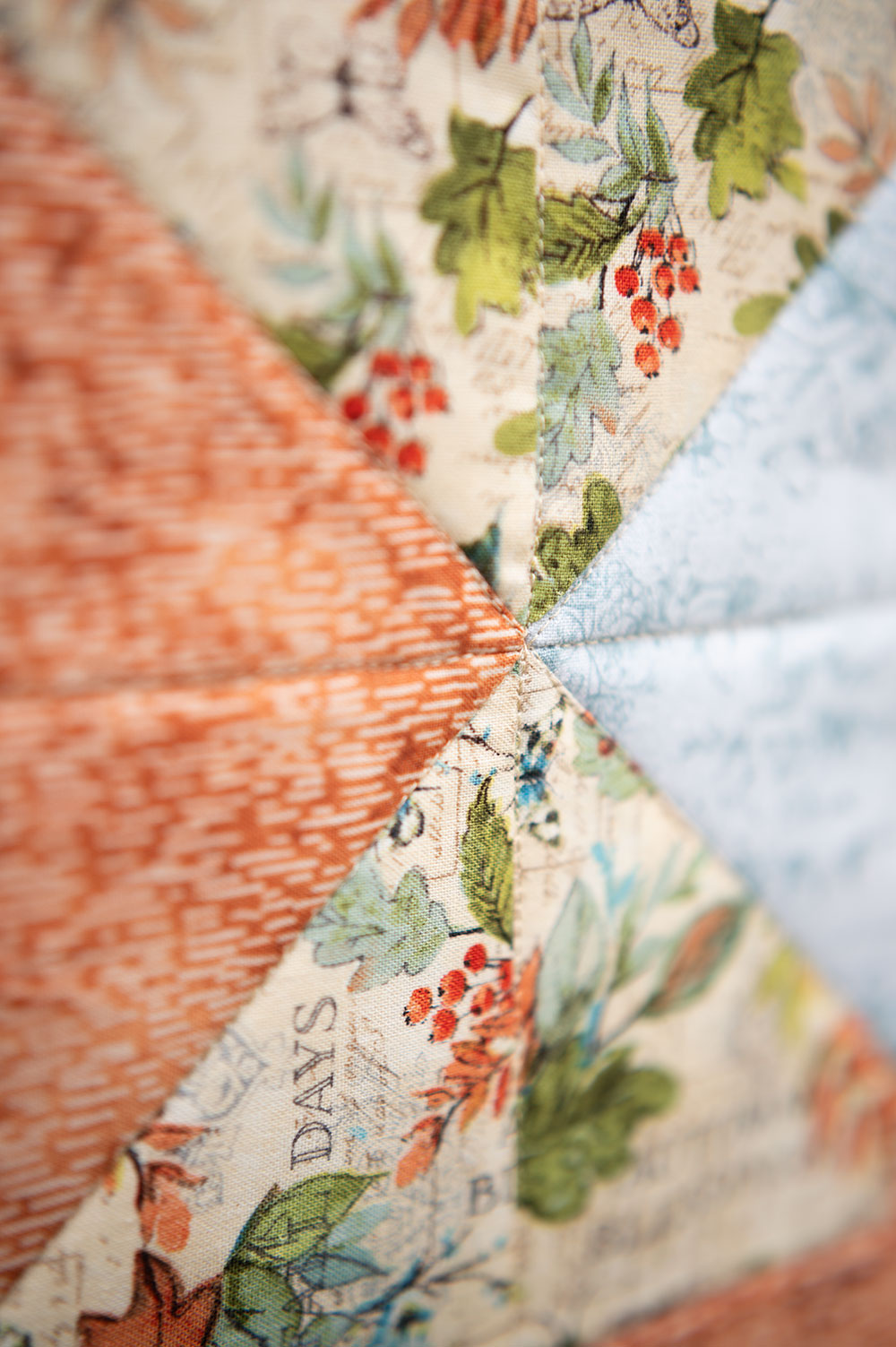 Perfect Points in Quilting