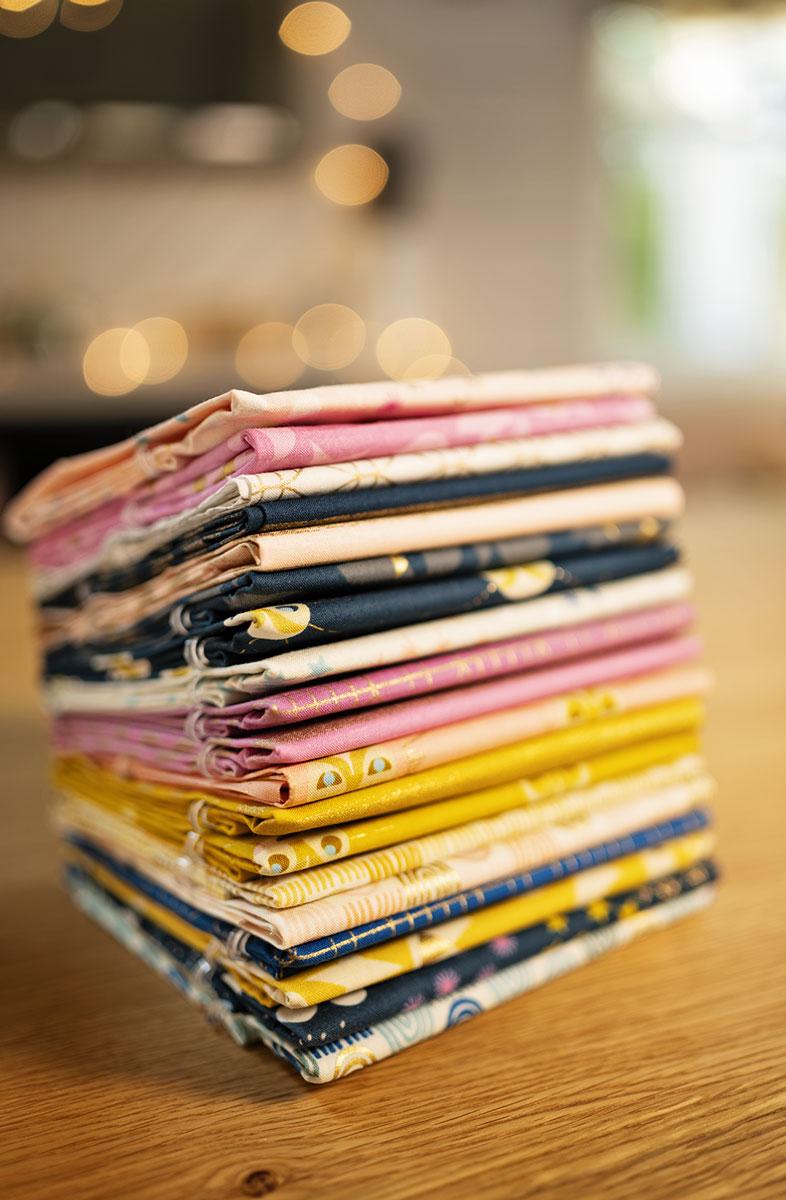 Fabric Storage Ideas for Fat Quarters